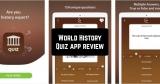 World History Quiz App Review